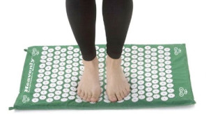 How to Use an Acupressure Mat for Reflexology
