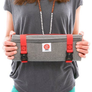 YOGO Compact Folding Travel Yoga Mat