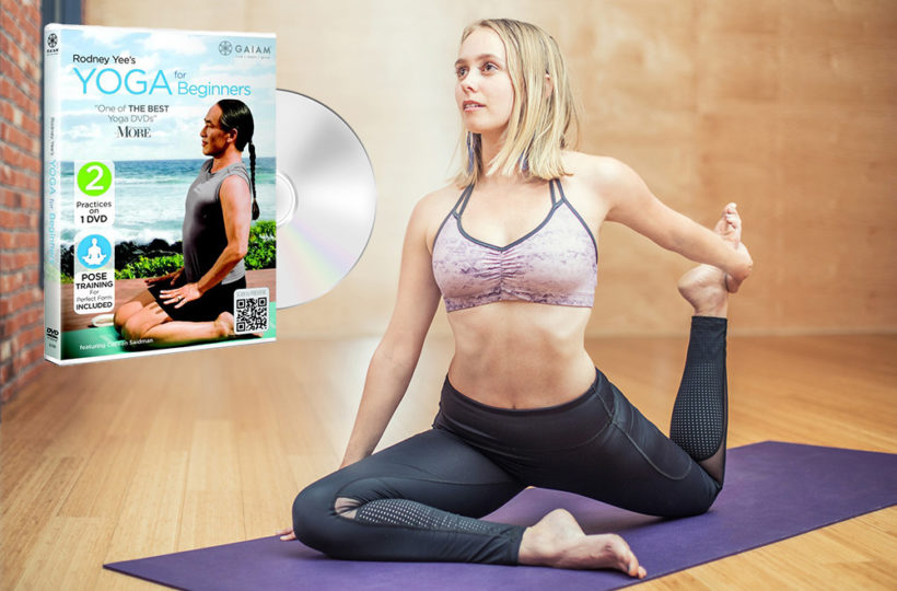 Best Yoga DVDs for Beginners