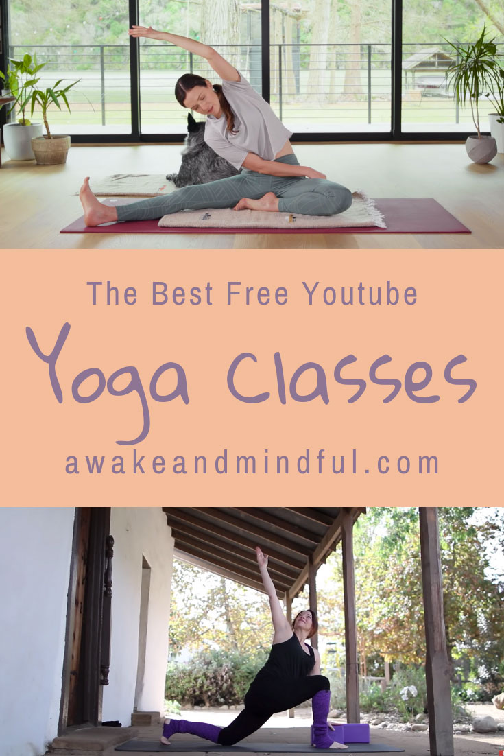 5 Best Yoga Youtube Channels for Free Classes - Awake & Mindful