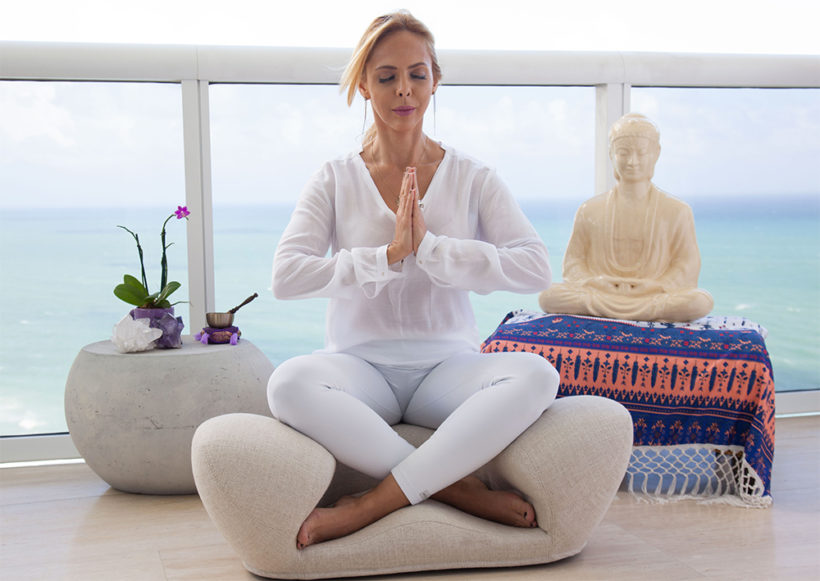 Benefits of Using a Meditation Chair