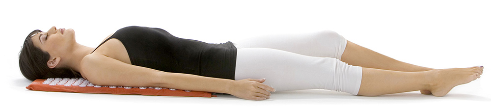 How to Meditate with an Acupressure Mat