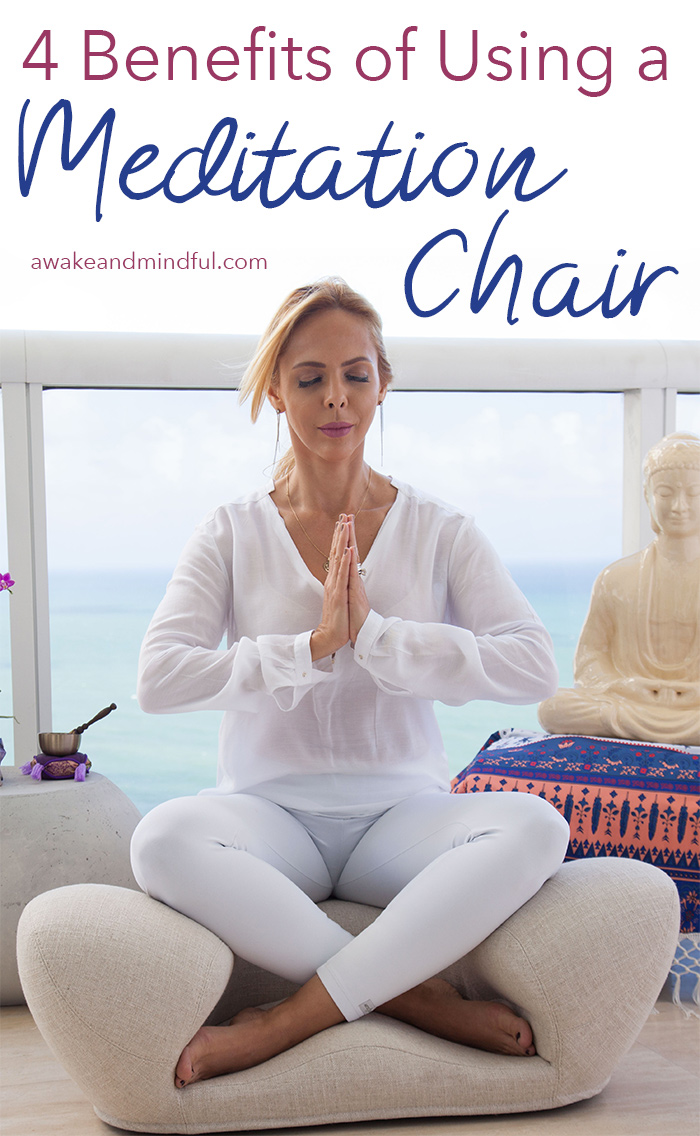 4 Benefits of Using a Meditation Chair