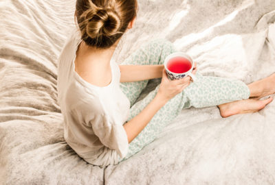 Self Care Habits to Relieve Stress Before Bed