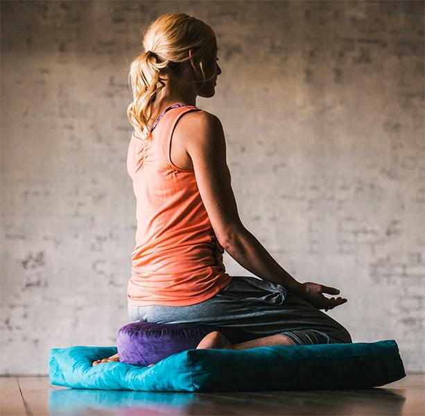 Zafu & Zabuton - Meditation Cushions