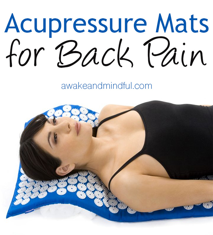 5 Best Acupressure Mats for Back Pain
