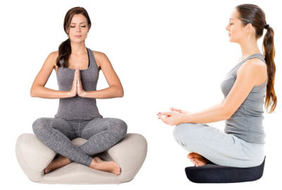 Ergonomic Cushions & Seats for Floor Meditation