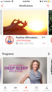 Grokker: Yoga, Fitness, Mind App