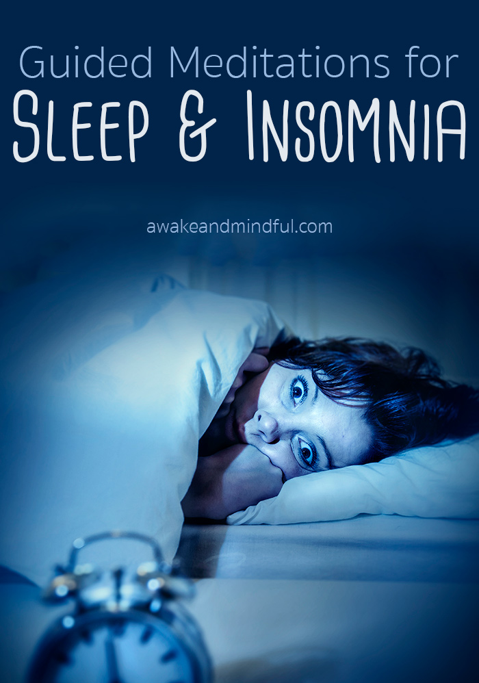 Free Guided Meditation Audio for Sleep & Insomnia
