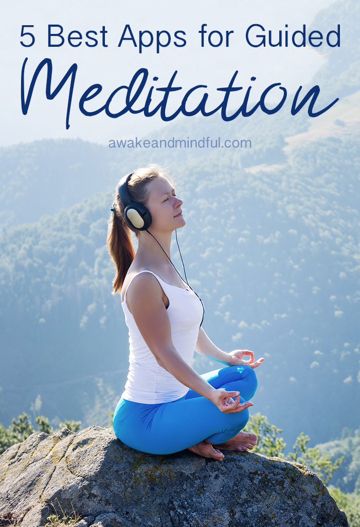 5 Best Guided Meditation Apps for iOS & iPhone
