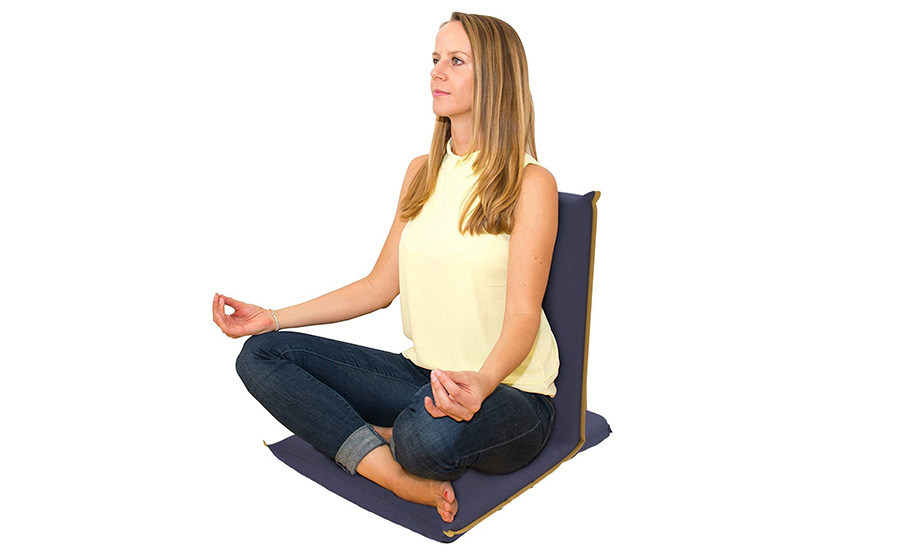 10 Best Meditation Floor Chairs With Back Support Awake