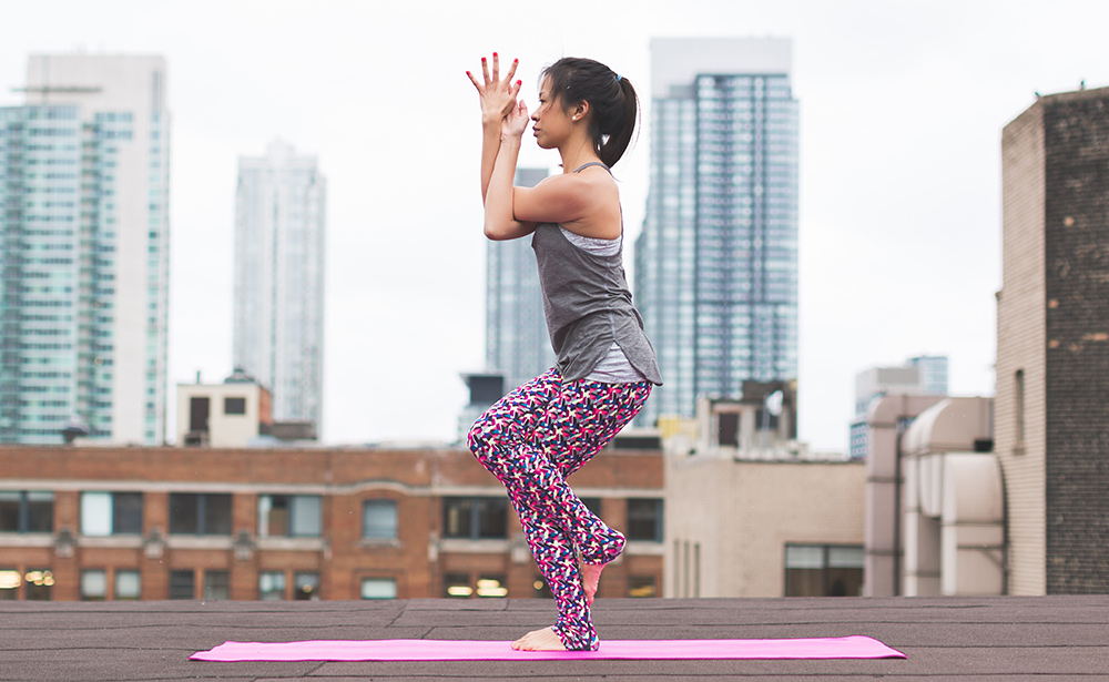 10 Yoga Poses For Better Posture Awake Amp Mindful