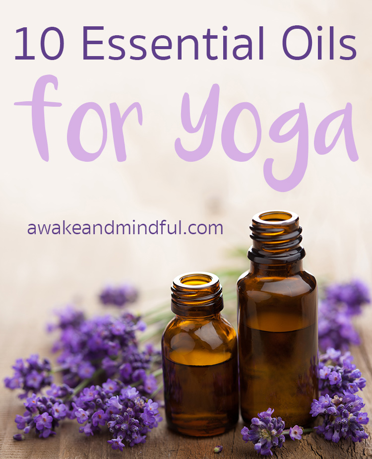 10 Best Essential Oils for Yoga