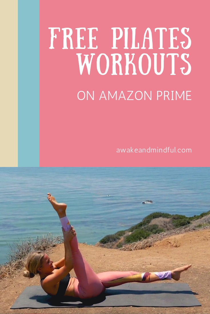 Free Pilates Workout Videos on Amazon Prime