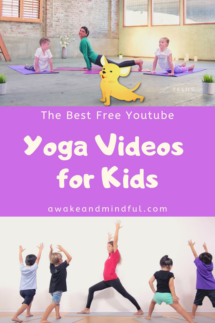5 Best Kids Yoga Videos on Youtube