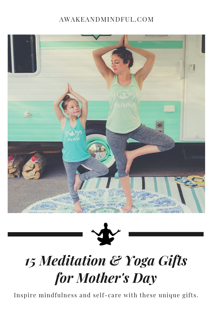 15 Mindfulness, Meditation, & Yoga Gifts for Mother's Day