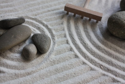 Desktop Zen Gardens for Relaxation