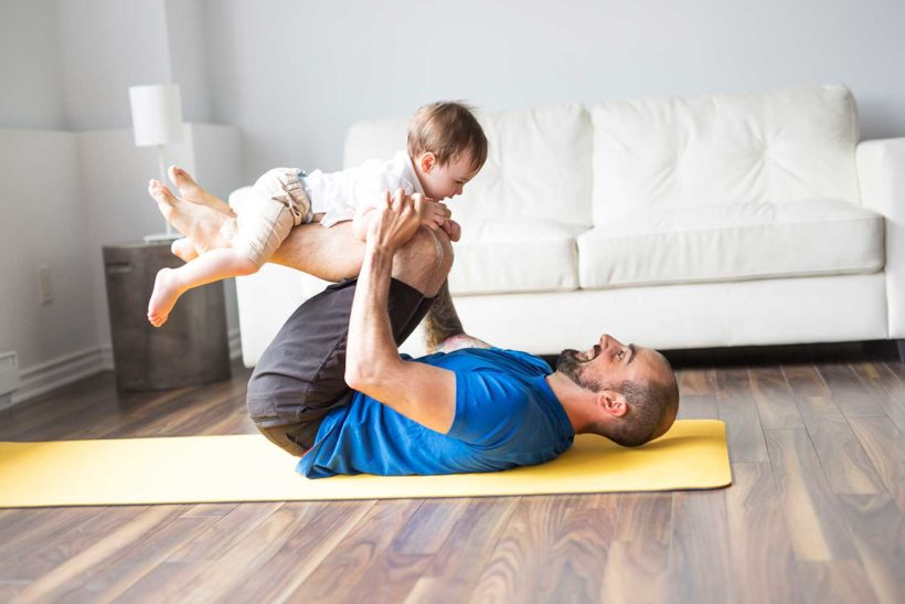 Father's Day Meditation & Yoga Gifts for Dad