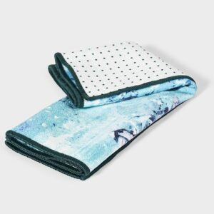 Yogitoes Yoga Hand Towel for Sweaty Hands