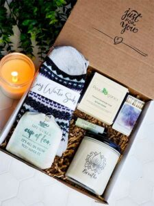 Breathe Mindfulness Spa Gift Box