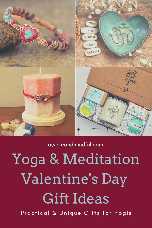 Meditation & Yoga Gifts for Valentine's Day