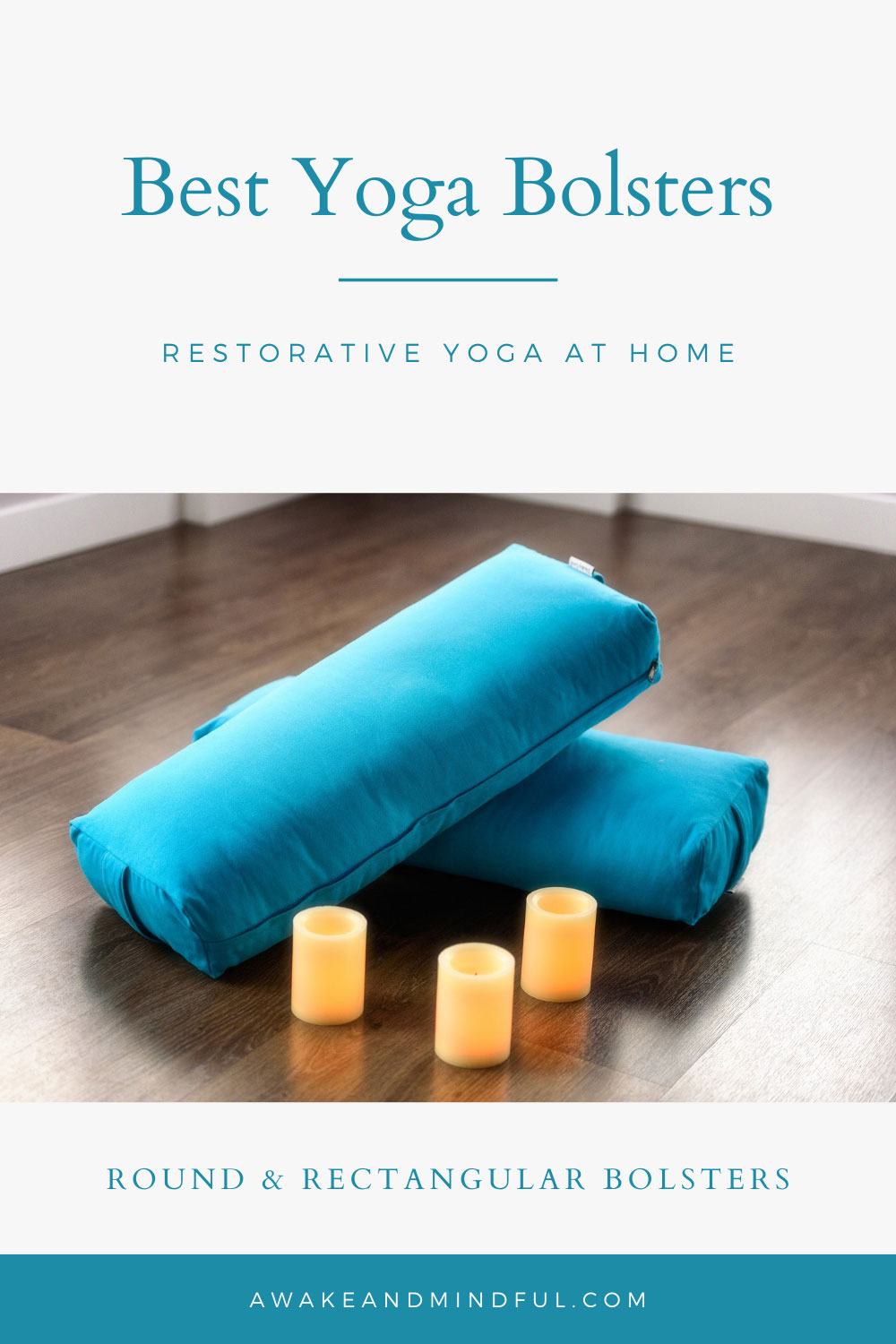10 Best Yoga Bolsters for Restorative Yoga at Home